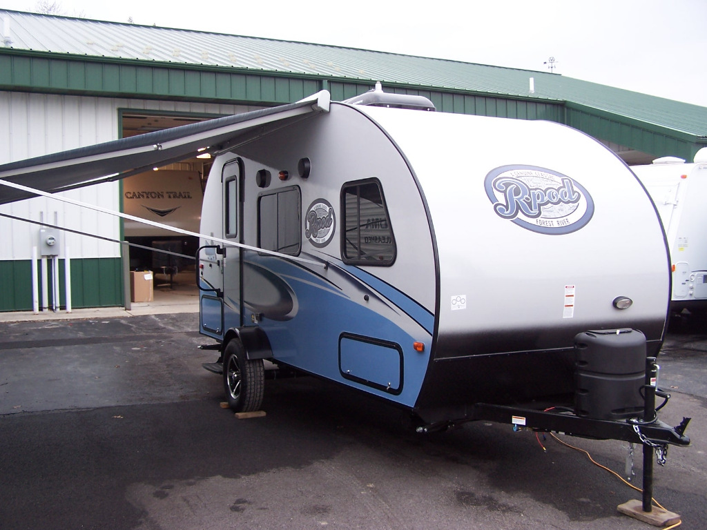 New 2018 Forest River RV R Pod RP-180 Photo