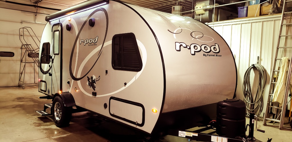 New 2019 Forest River RV R Pod RP-191 Photo