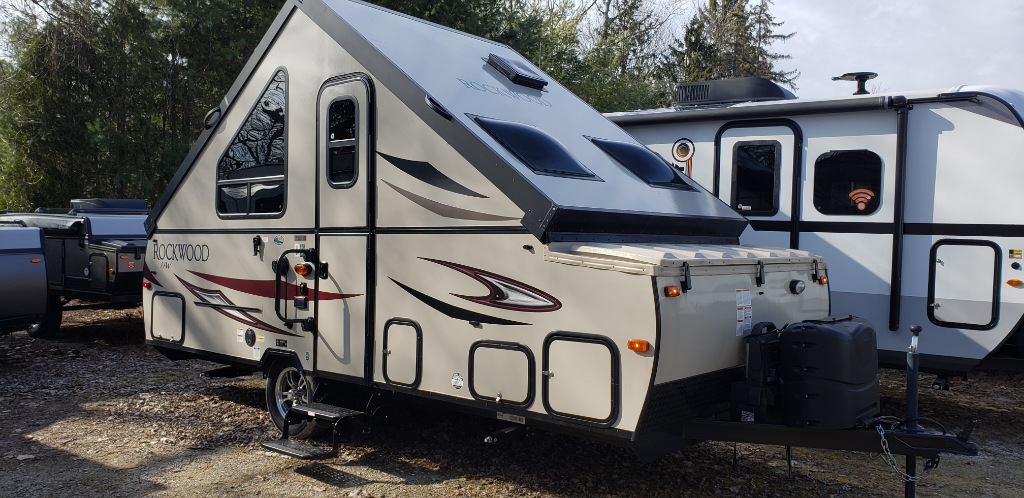 A-Frames and Popups For Sale in Ohio | Labadie RV