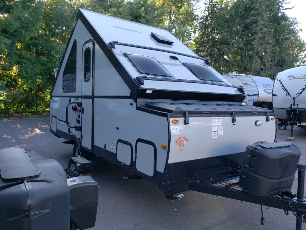 New 2019 Forest River RV Rockwood Extreme Sports 213HWESP Photo
