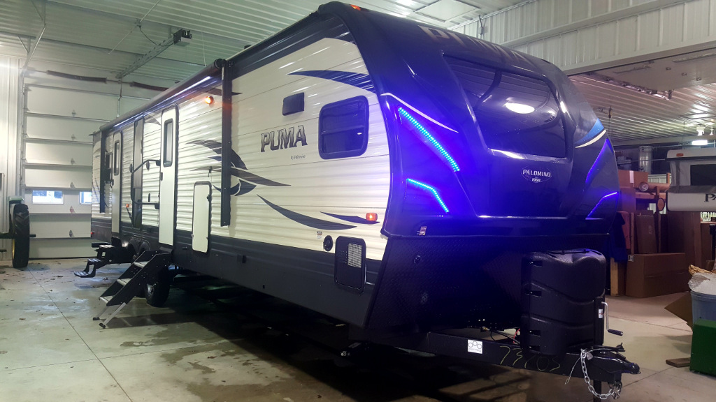 New 2021 Palomino Puma 31FKRK Photo