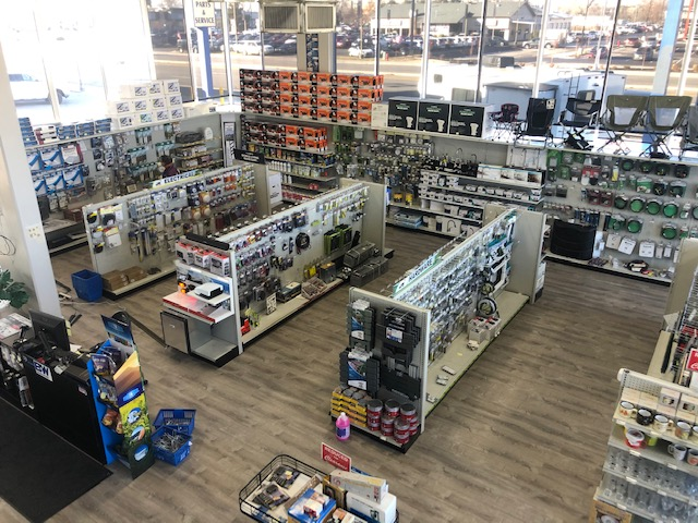RV Parts Store