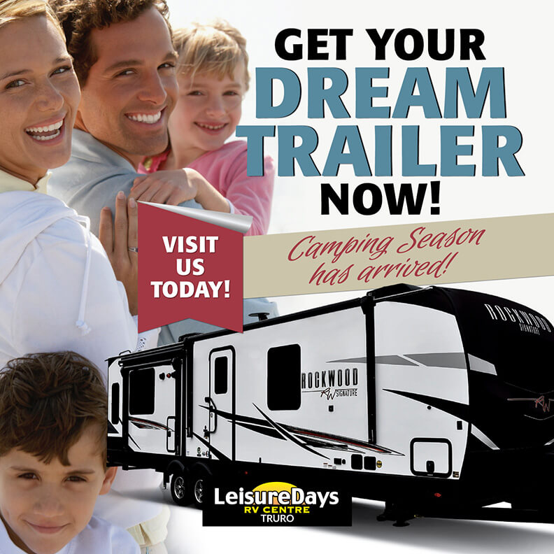 Get Your Dream Trailer Now!