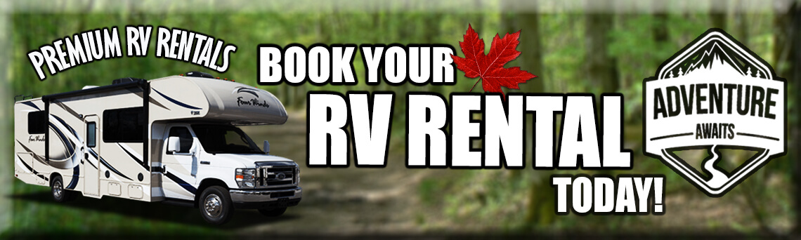 Premium RV Rentals - Book Your RV Rental Today!