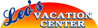 Leo's Vacation Center Logo
