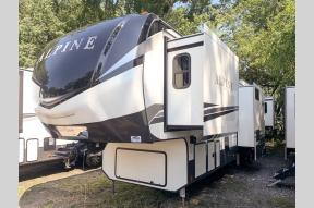 New 2020 Keystone RV Alpine 3850RD Photo