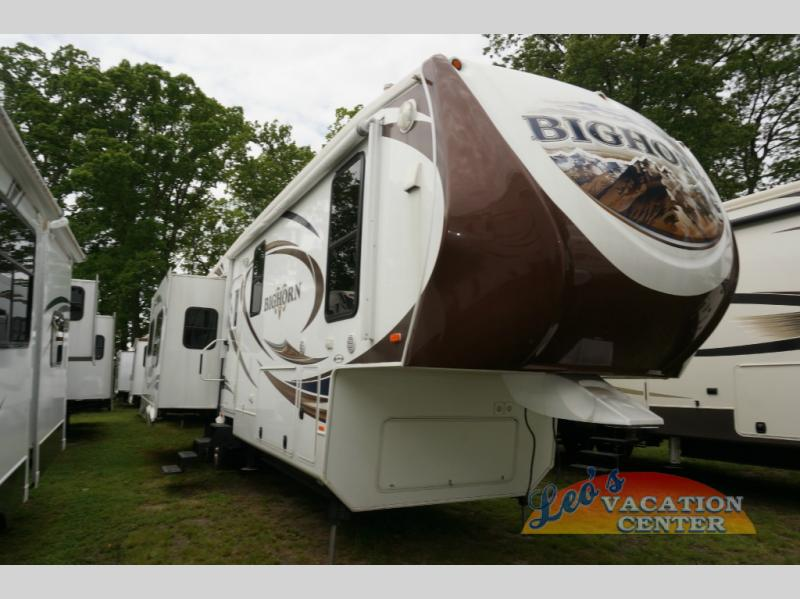 Used 2013 Heartland Bighorn 3570rs Fifth Wheel At Leo S