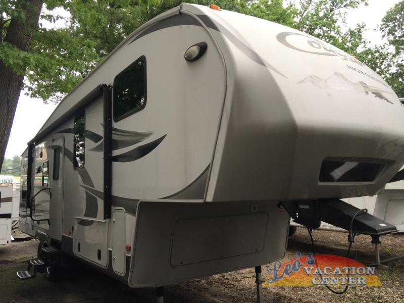 Used 2012 Keystone Rv Cougar High Country 296bhs Fifth
