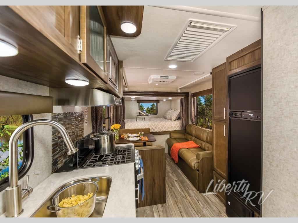 New 2019 Forest River RV Cherokee Grey Wolf 19SM Travel