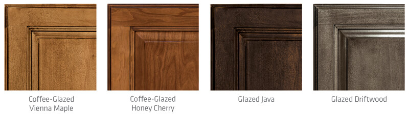 Itasca Meridian Wood Cabinet Options