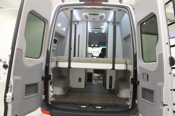 Winnebago Revel Rear Access