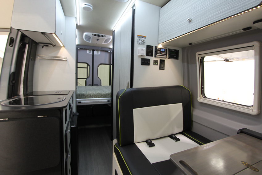 Winnebago Revel Silver Springs Interior
