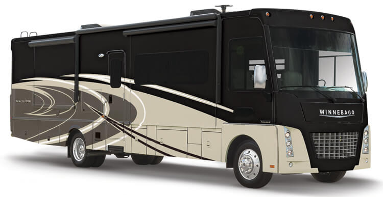 Winnebago Class A Gas Motor Homes