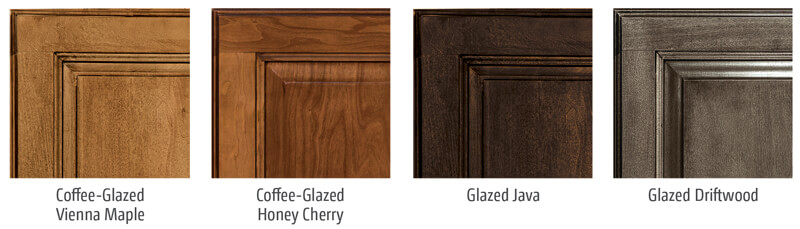 Itasca Suncruiser Cabinet Wood Options