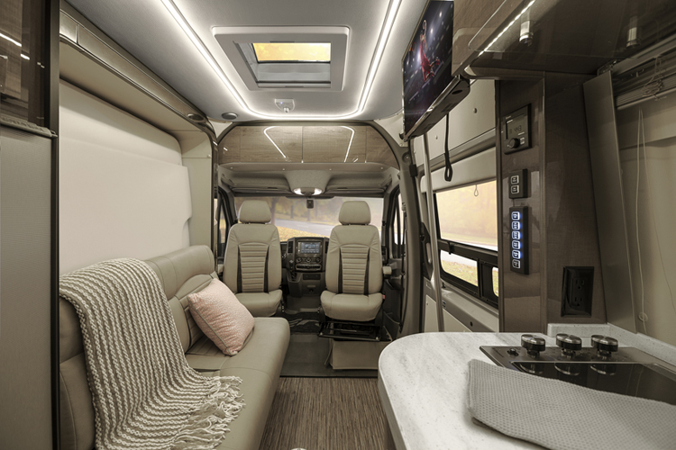 Winnebago Era Interior