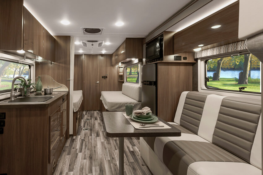 Winnebago Trend Interior