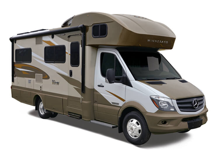The Winnebago View Is Now Available In 4 Floorplans Offering Versatility For Mercedes Benz Sprinter Chassis RV Customer