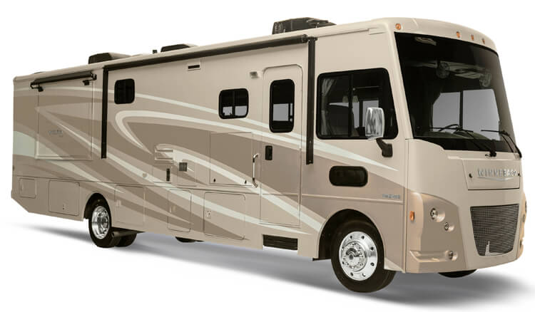 Winnebago Vista LX Motor Home