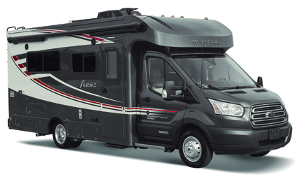 Winnebago Itasca Motorhomes Class C Floorplans and
