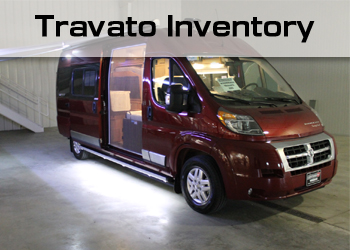 Winnebago Travato Inventory