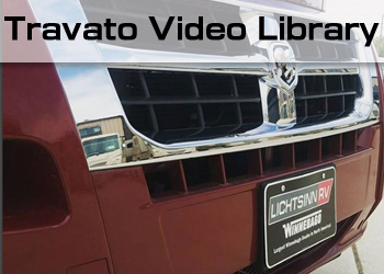 Winnebago Travato Video Library