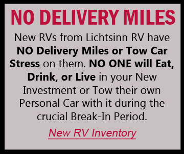 Lichtsinn RV No Delivery Miles