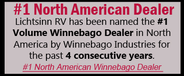 Lichtsinn RV Top Winnebago Dealer In North America