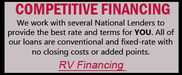 Lichtsinn RV Competitive Financing