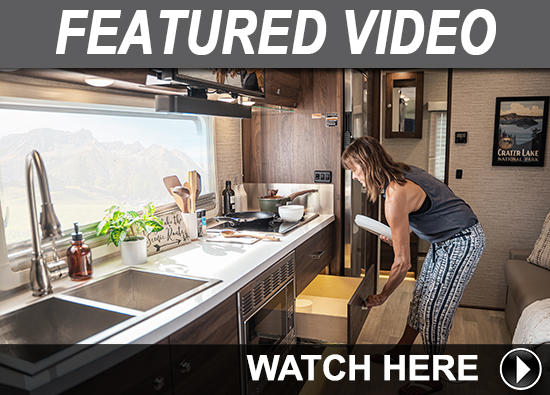 Top 10 New Features in the 2021 Winnebago View and Navion