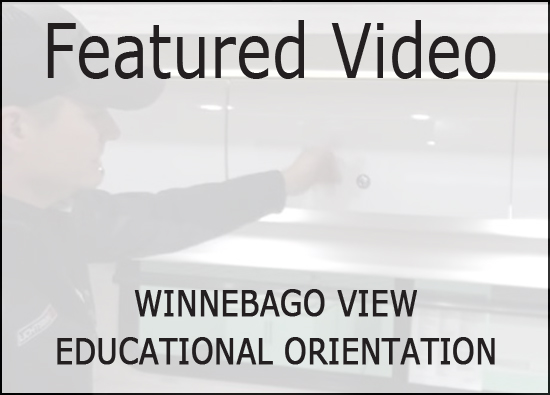 The Winnebago View and Navion Educational Orientation