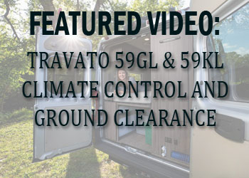 Travato 59GL and 59KL Climate Control and Ground Clearance