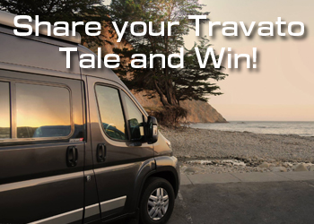 Share your Travato Tale and Win!