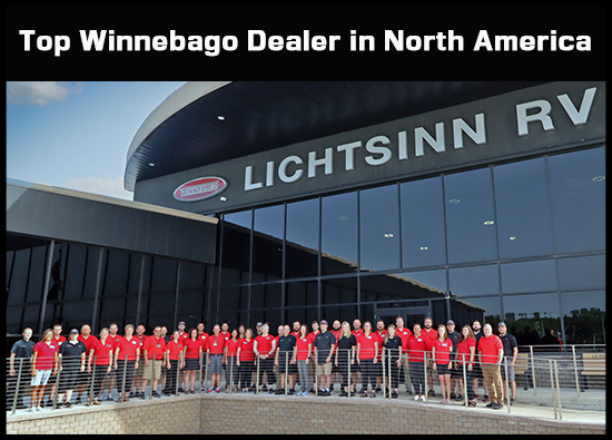 Top Winnebago Dealer Nationwide