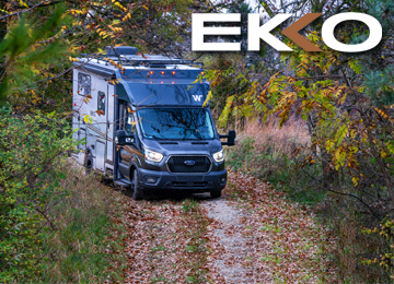 New Winnebago Ekko