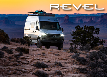 Winnebago Revel Now Available