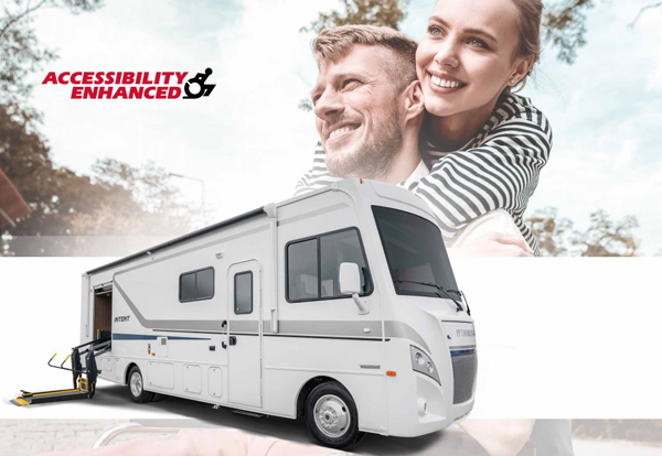 Winnebago Intent Accessibility Enhanced
