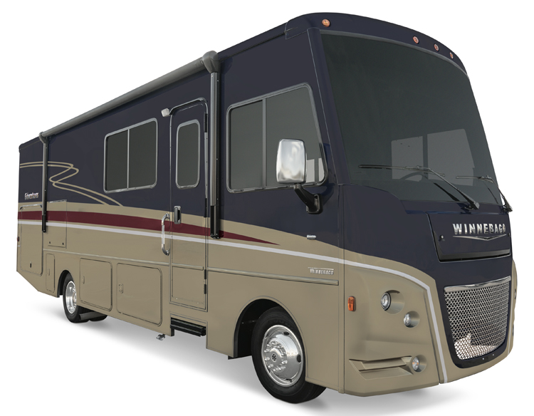 Winnebago Adventurer Class A Gas Motorhomes
