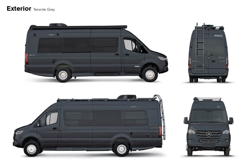 Winnebago Era in Tenorite Gray