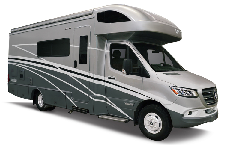 Winnebago Navion Class C Motorhome Overview | Winnebago