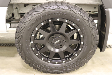 Winnebago Revel Tires