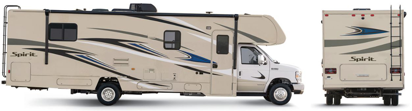 Winnebago Spirit Catalina Exterior