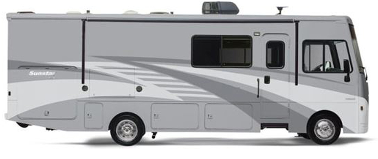 Winnebago Sunstar and Sunstar LX