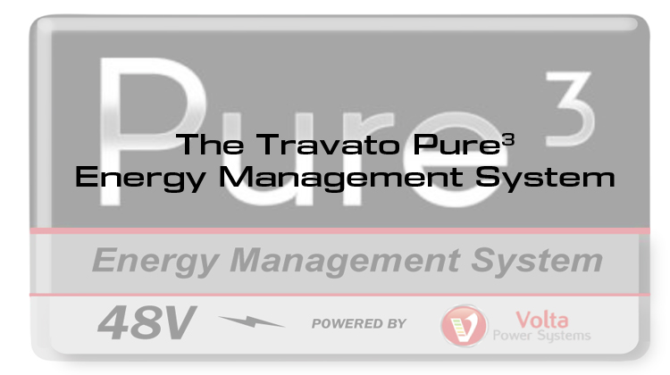 Winnebago Travatob Pure3 Energy Management System