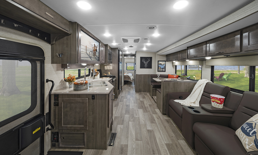 Winnebago Vista Interior