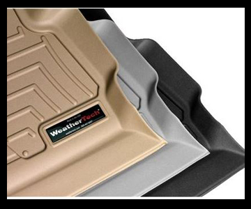 Winnebago WeatherTech Mats