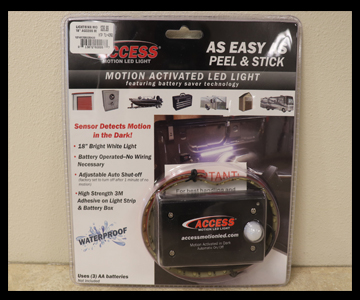 Winnebago RV Access LED Light