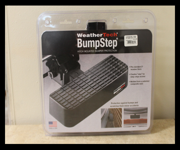 Winnebago Revel Weather Tech Bump Step