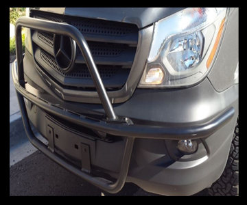 Winnebago Revel Aluminess Light Bar