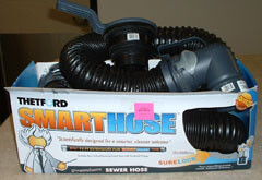 Smart hose with Adapter