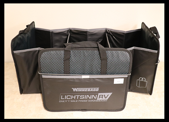 Lichtsinn RV Collapsible Cargo Box